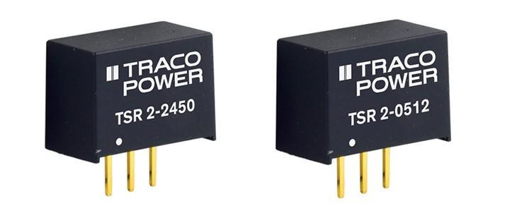 TSR2 - bis zu 2 Ampere aus einem Zuckerwürfel