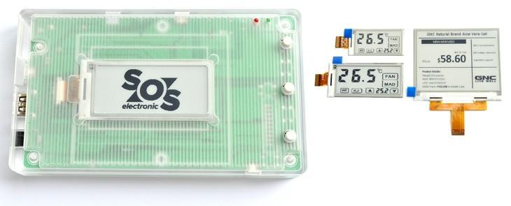 ePaper, e-Ink, ...wir haben ein Display für Sie, das Papier ersetzen kann