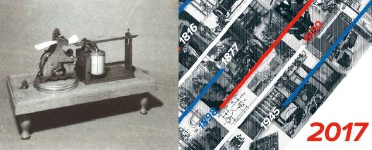 SOS Kalender Interessantes aus der Historie der Technik - 17. Woche: Ferngesteuerter Stromschalter