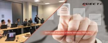 Entwickler haben das neue Quectel SC20-E SMART EVB KIT getestet