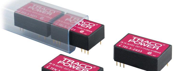 Traco Power TEN 3 - eine bewährter Klassiker für die Industrie