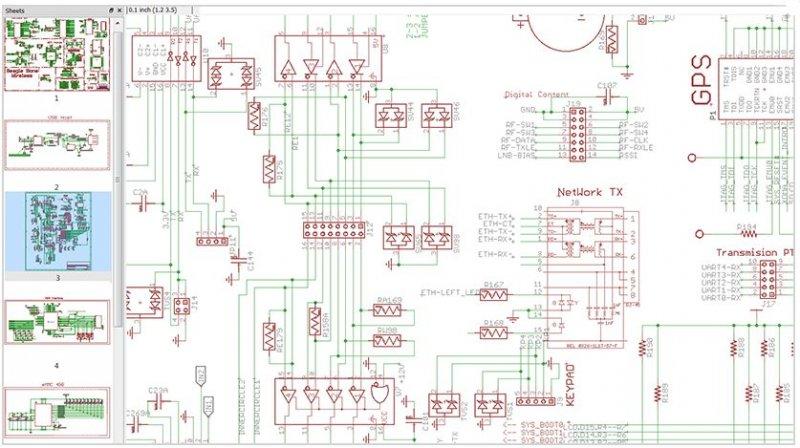 Fein Leiterplatten Design Software Ideen - Der Schaltplan - greigo.com