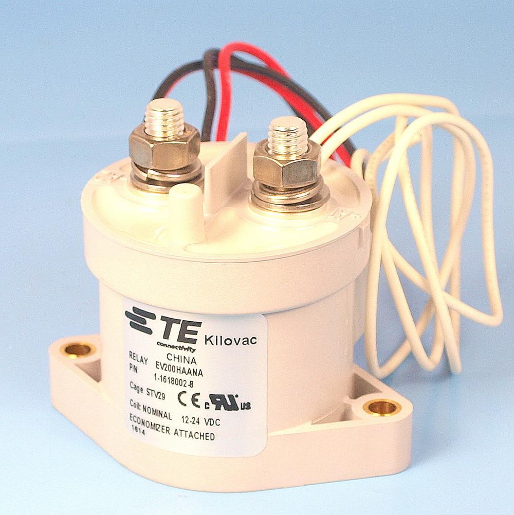 Ein DC-Relais für hohe Stromspannung und hohe Stromstärke | TE ...