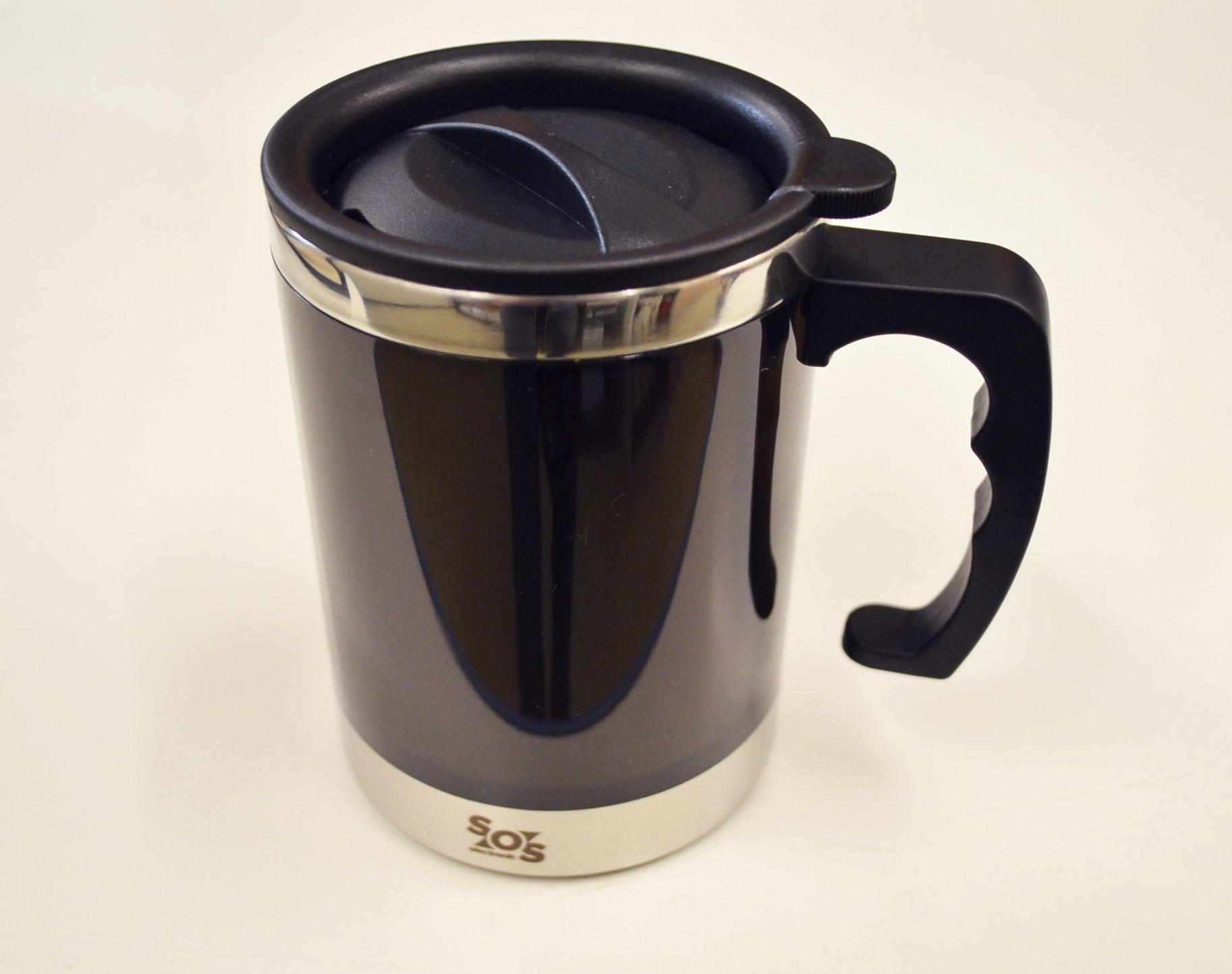 SOS-Thermo Mug 400 ml